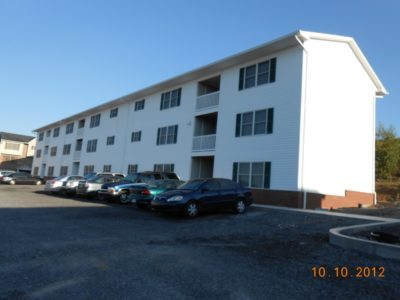 Campus View Apartments Morgantown Wv